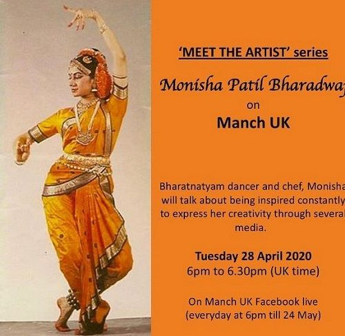 Monisha Patil's Indian Classical Dance Show