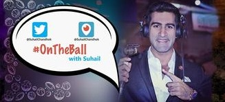 On The Ball with Suhail Chandhok Poster