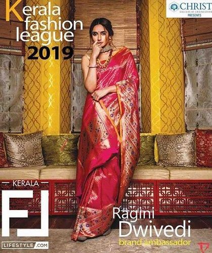 Ragini Dwivedi Featured on a Magazine Cover