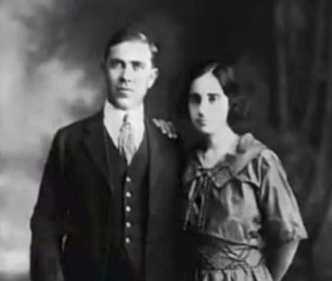 Robert's grandparents Don Prudencio Unanue and wife Carolina Casa, the founders of Goya Foods
