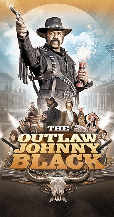 The Outlaw Johnny Black (2019)