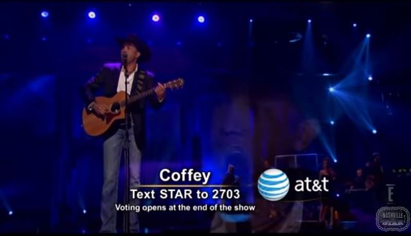 Coffey Anderson in Nashville Star