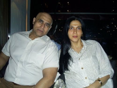 Deepali Issar and Puneet Issar