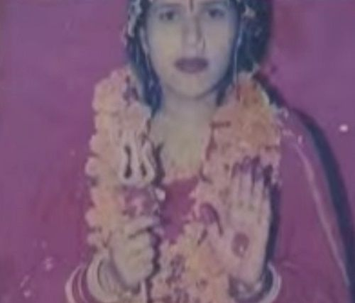 Radhe Maa's Old Picture