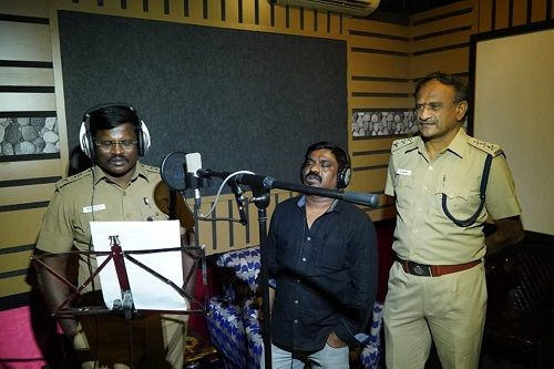 Velmurugan Recording For a Song