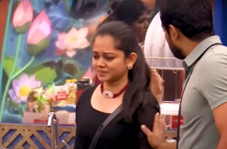 Anitha Sampath in Bigg Boss Tamil 4