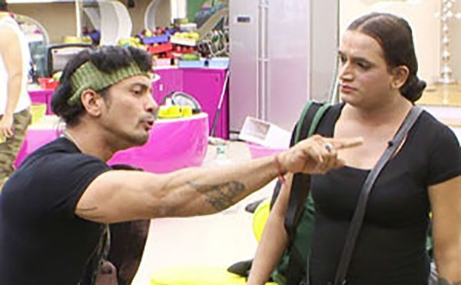 Laxmi Narayan Tripathi in Bigg Boss