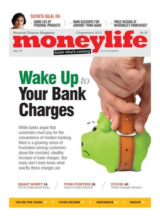 Moneylife Magazine by Sucheta Dalal