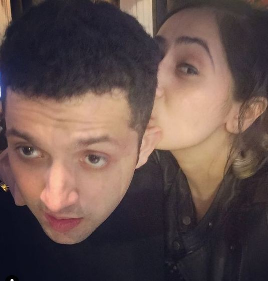 Ruchikaa Kapoor and her brother