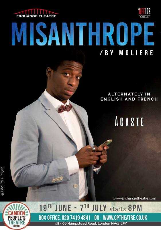 The Misanthrope (2018)