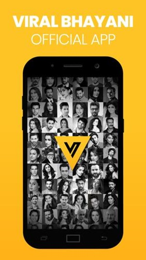 Viral Bhayani Official App