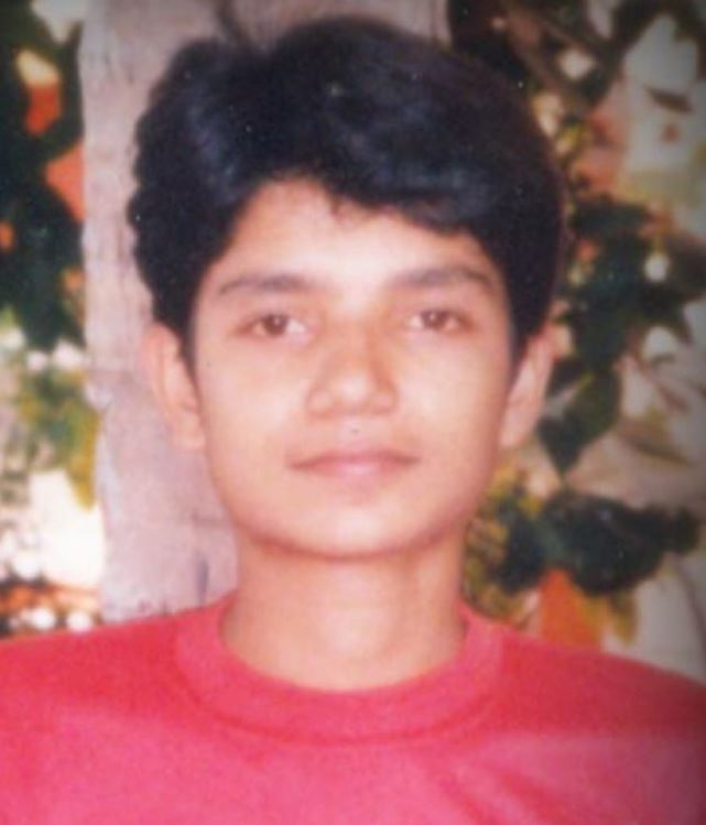 An old picture of Sreenath Bhasi