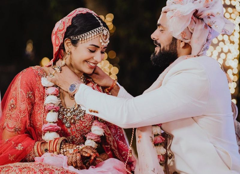Anjali Barot getting married