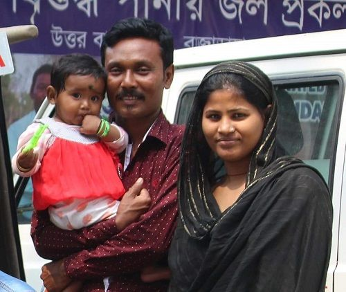 Karimul Haque's son Ahachanul