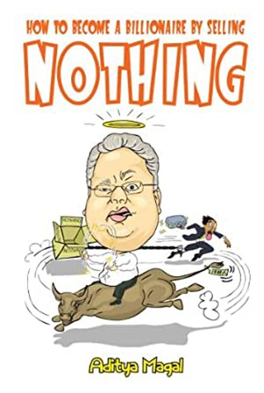 Rakesh Jhunjhunwala's parody novel