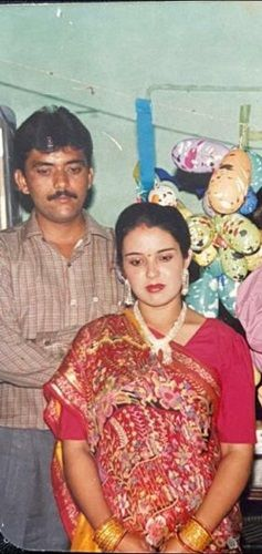 Tejasvi Singh Ahlawat's Parents
