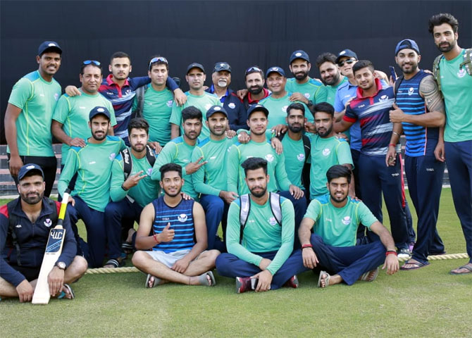 The cricket camp where Irfan Pathan spotted Abdul Samad