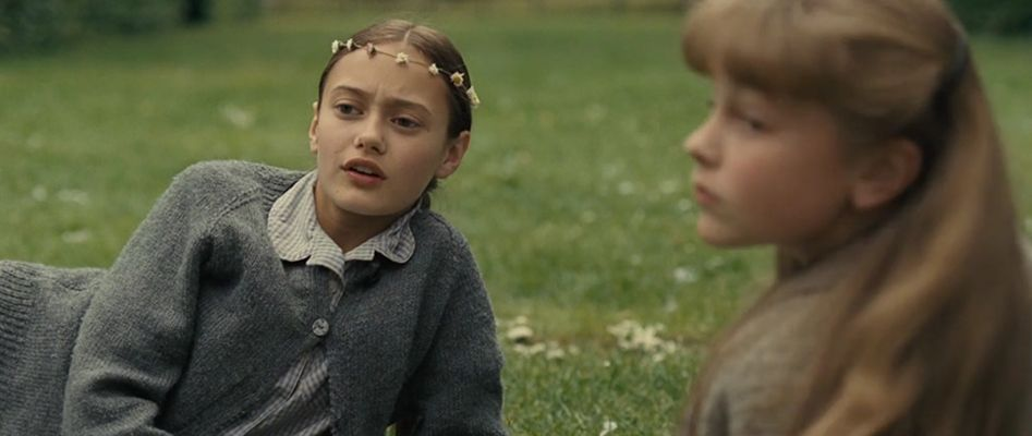 Ella Purnell in Never Let Me Go (2010)