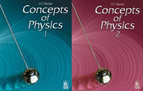 H. C. Verma's books Concepts of Physics