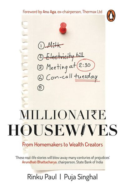 Millionaire Housewives: From Homemakers to Wealth Creators (2017)
