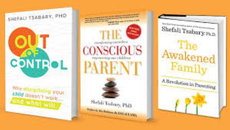 Shefali Tsabary's best selling books