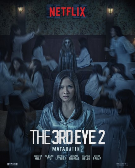 The 3rd Eye 2 Poster