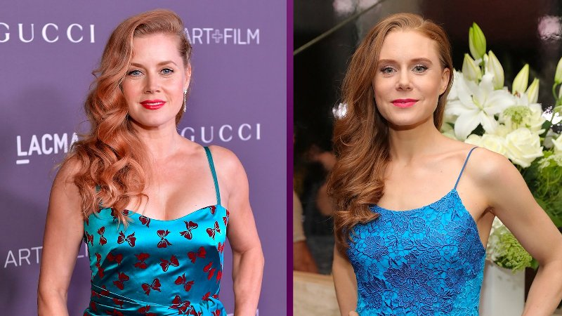 Amy Adams (left) and Christiane Seidel (Right)