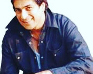 An old picture of Sharad Kapoor