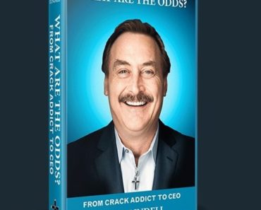 Book written by Mike Lindell on his life