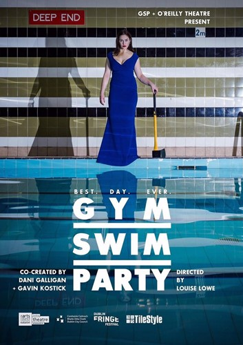 Cover poster of the short film 'Gym Swim Party'