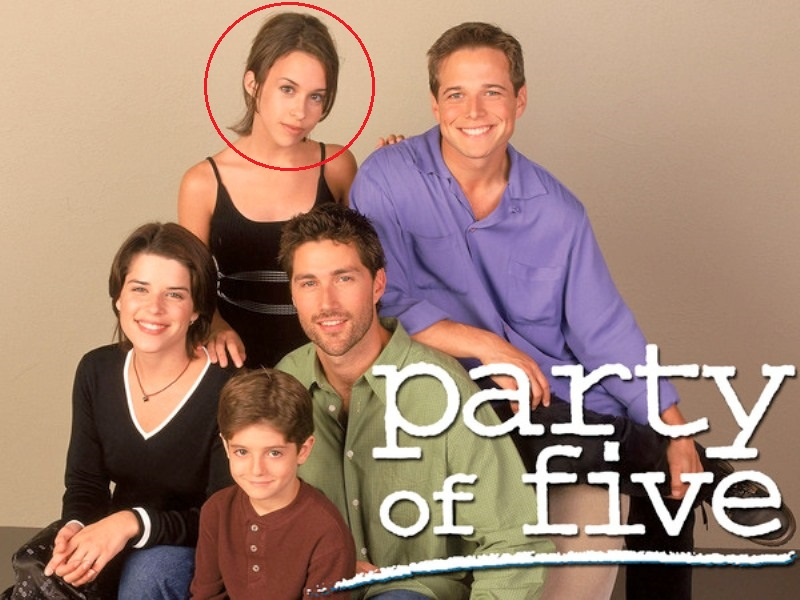 Lacey Chabert in Party of Five (1994–2000)