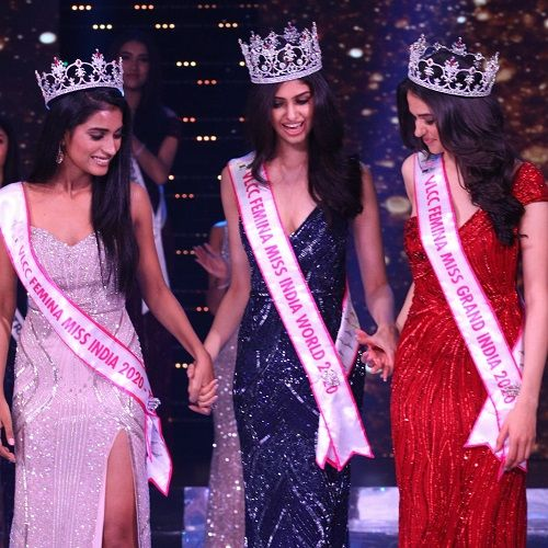 Manya Singh- VLCC Femina Miss India 2020 1st Runner-Up