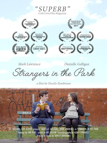 Poster of the movie Strangers in the Park