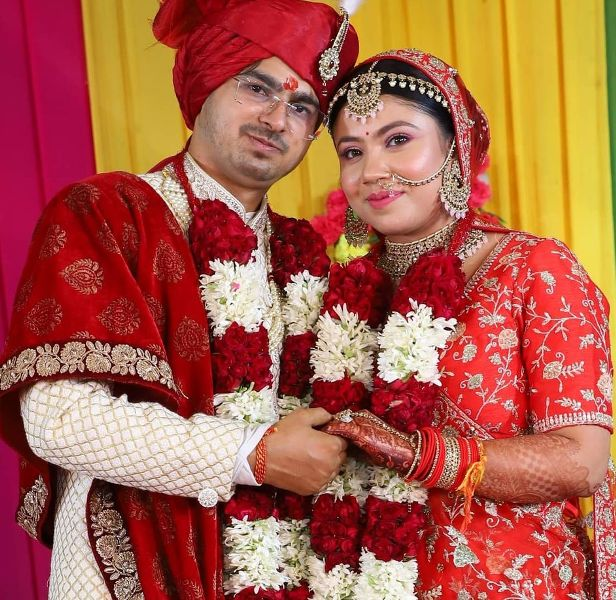 Akanksha Sharma getting married