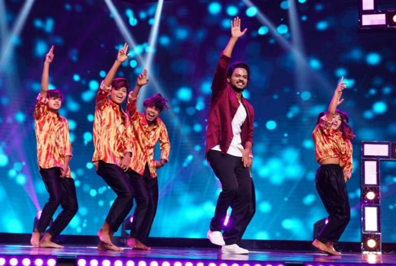 Shanmukh Jaswanth in Dance Plus Telugu (2021)