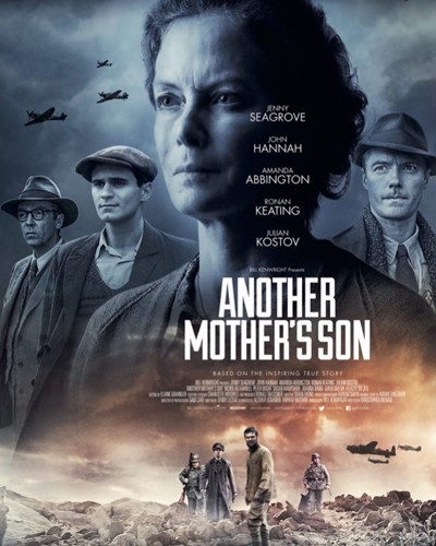 The cover poster of 'Another Mother's Son'