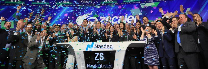 Jay Chaudhry's company getting listed on Nasdaq