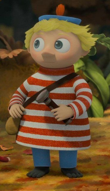 Too-Ticky (voiced by Katie Leung) in Moominvalley (2019)