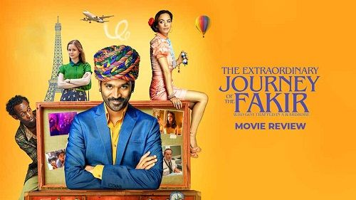 Dhanush in 'The Extraordinary Journey of the Fakir'