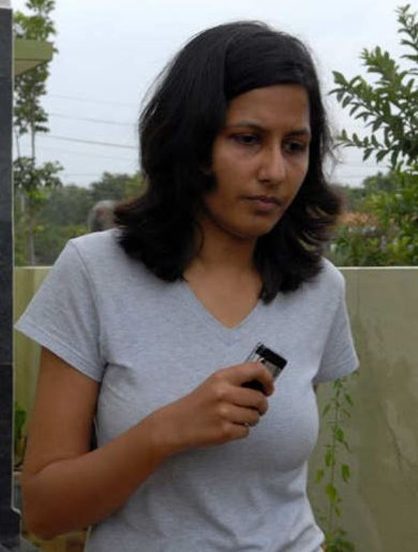 Major Sandeep Unnikrishnan's wife, Neha Unnikrishnan