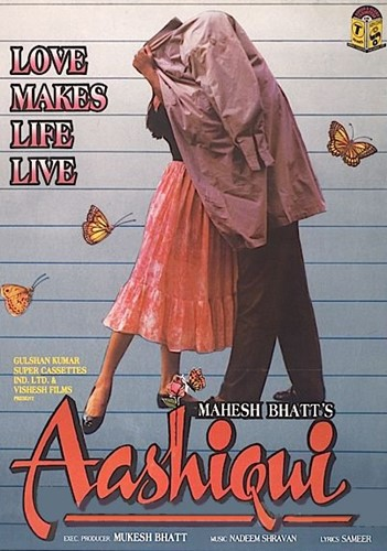 Poster of the movie Aashiqui (1990)