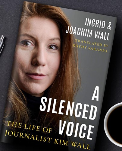 The book 'A Silenced Voice' written by Kim's parents and translated by Kathy Saranpa