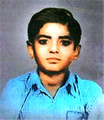 Asaram's childhood picture