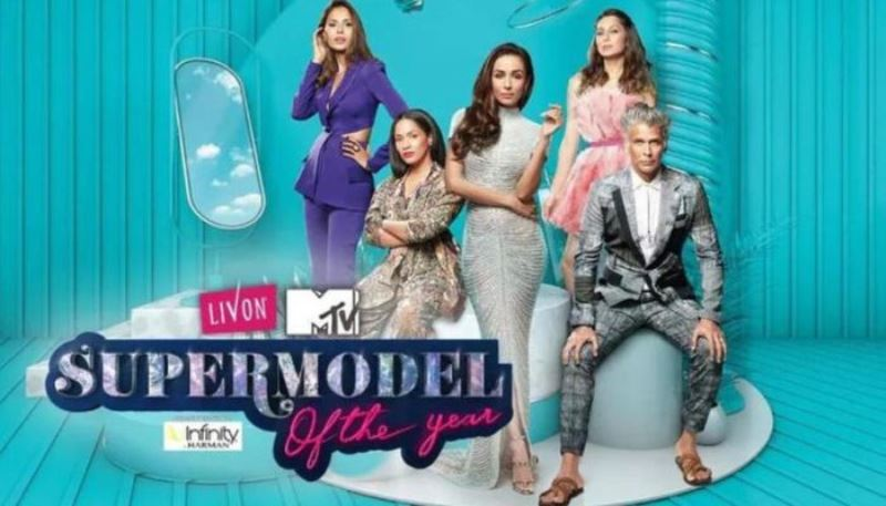 Ujjwala Raut's Television debut show MTV Supermodel of the Year
