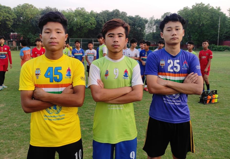 Changlang class 12 toppers (2020)