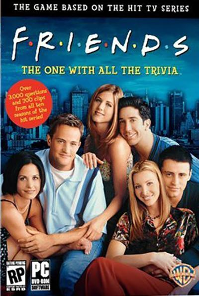 Friends: The One with All the Trivia (2005)