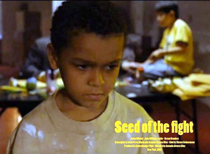 Seed of the Fight (2014)