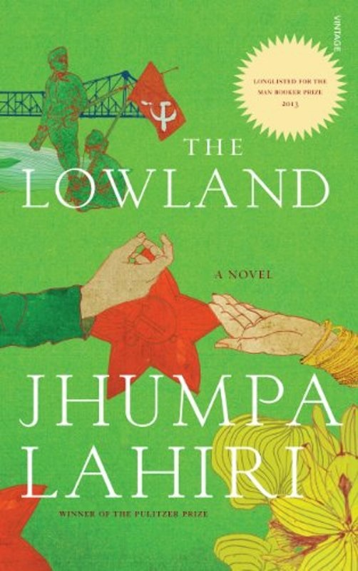 The Lowland by Jhumpa