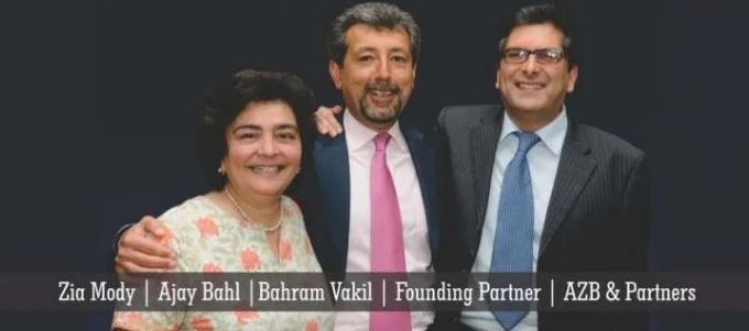Zia Mody with AZB & Partners (Ajay Bahl and Bahram Vakil)
