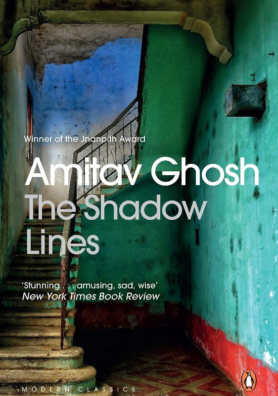 The Shadow Lines book written by Amitav